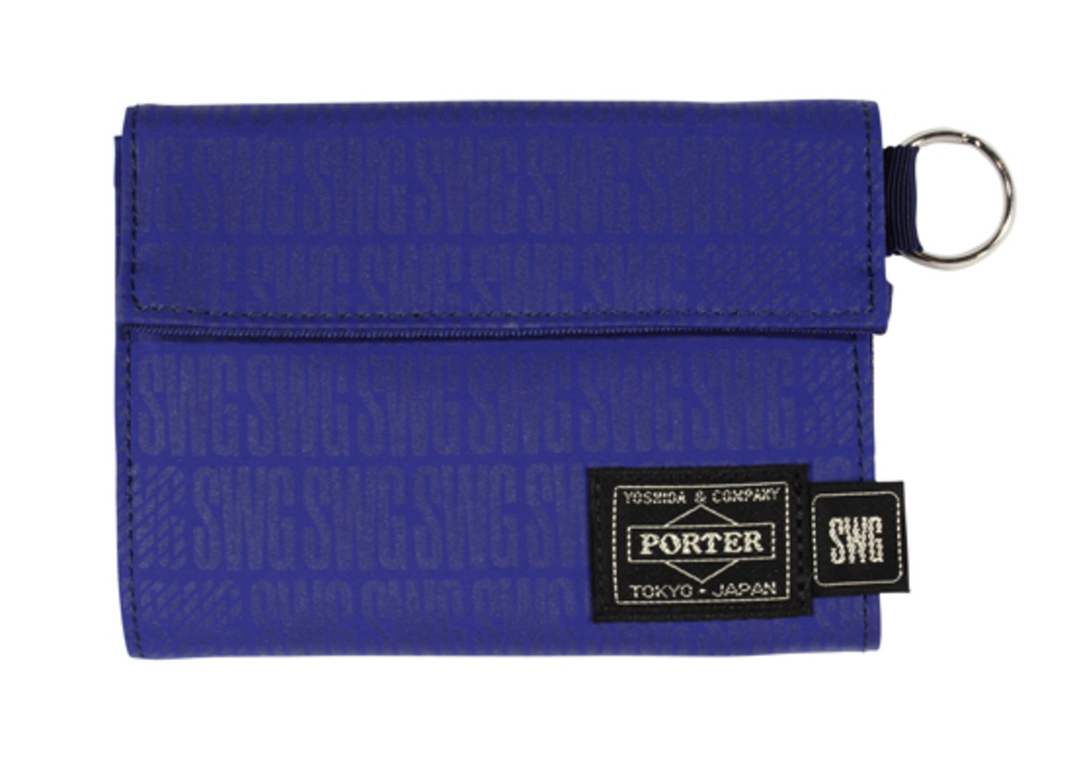 URA-Z Wallet Royal Blue