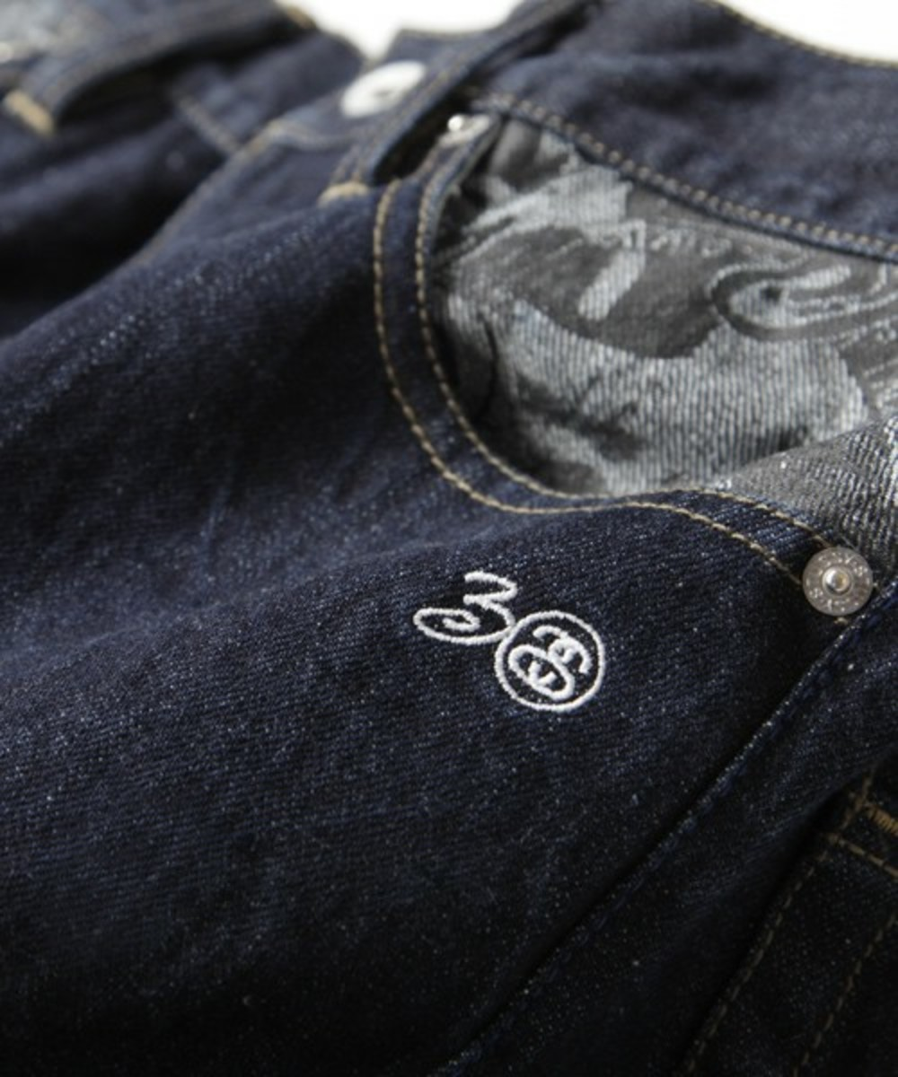 ZOZO 3rd Limited Denim Pants 5