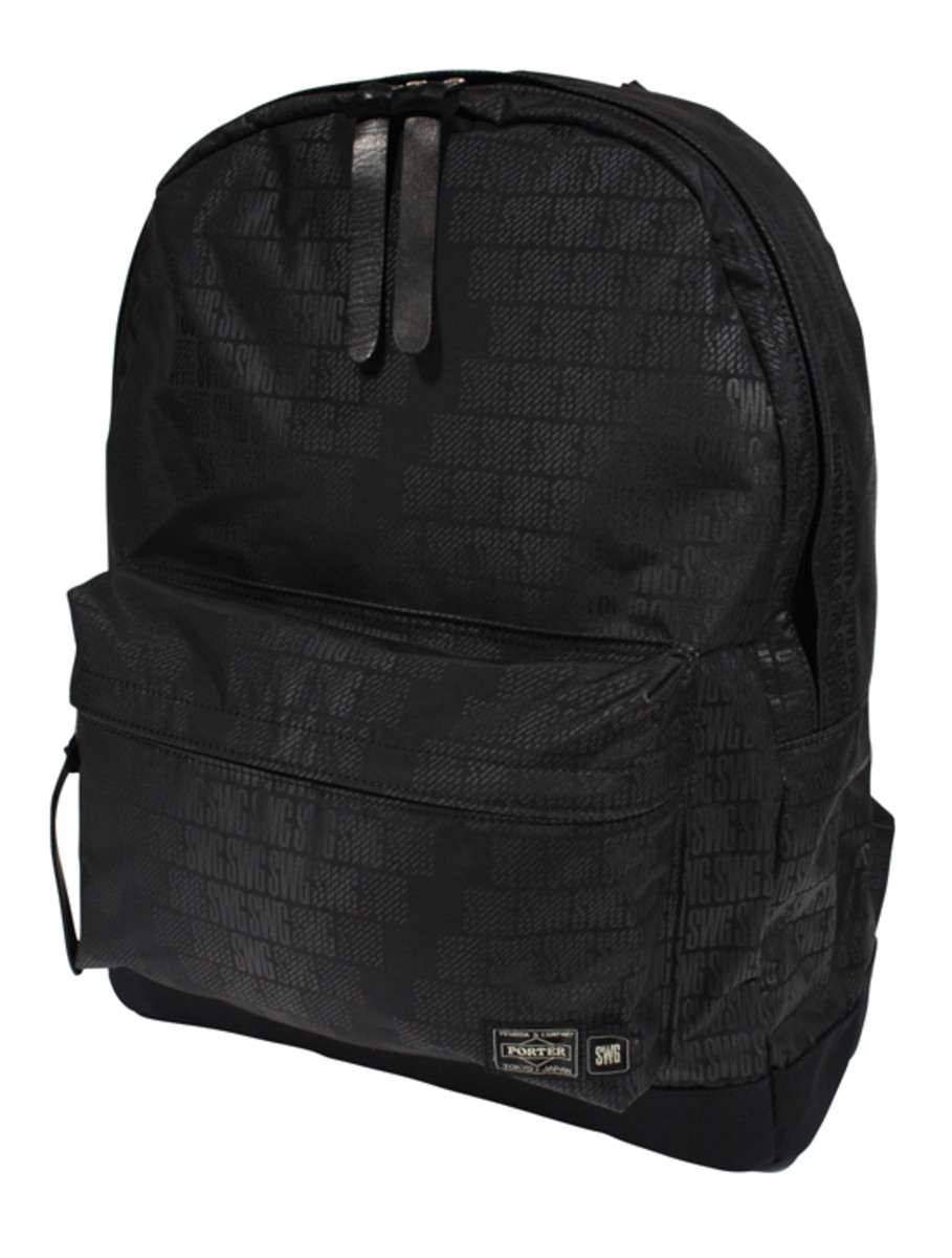 URA-Z Day Bag Black