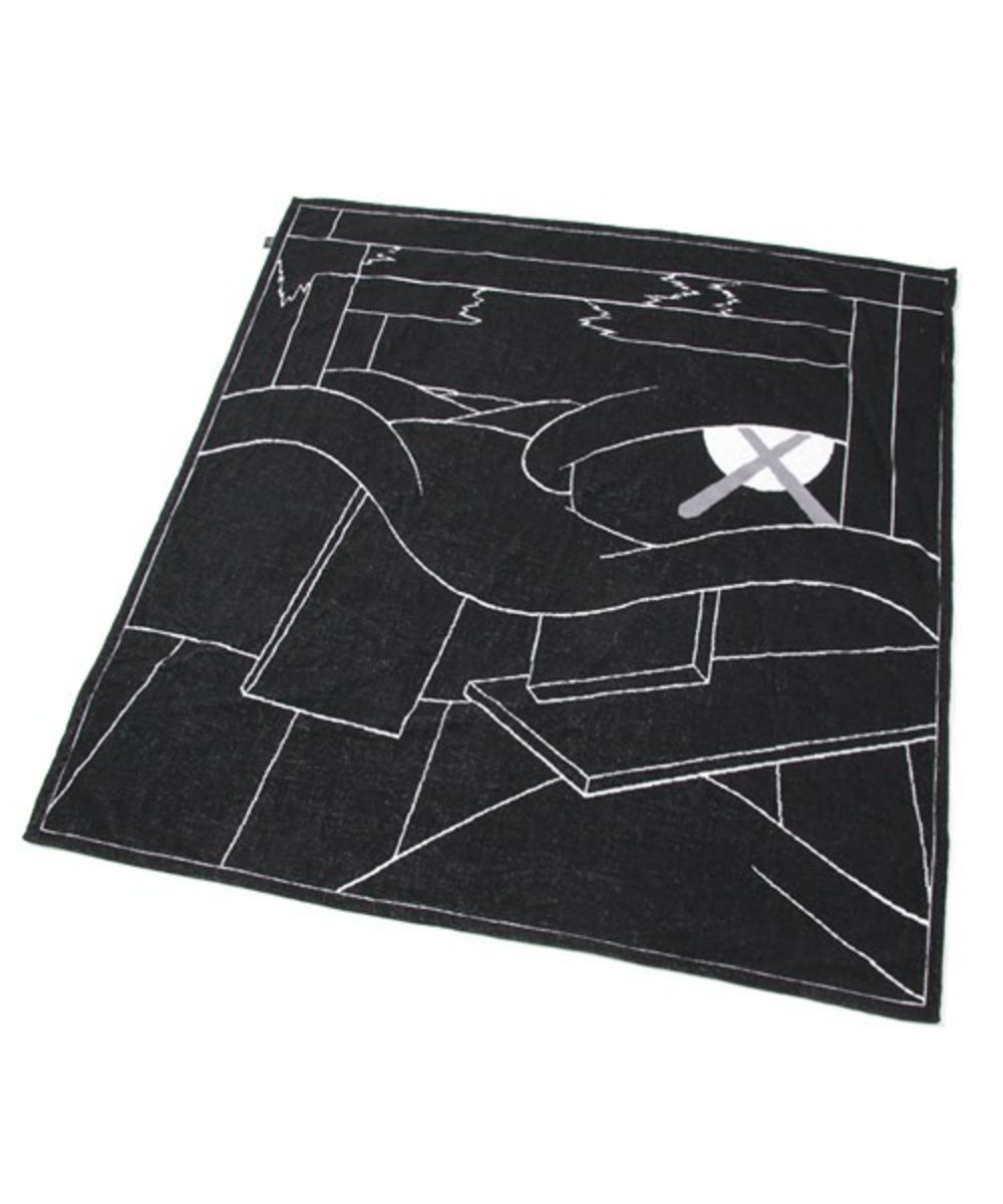 Bath Towel Black 2