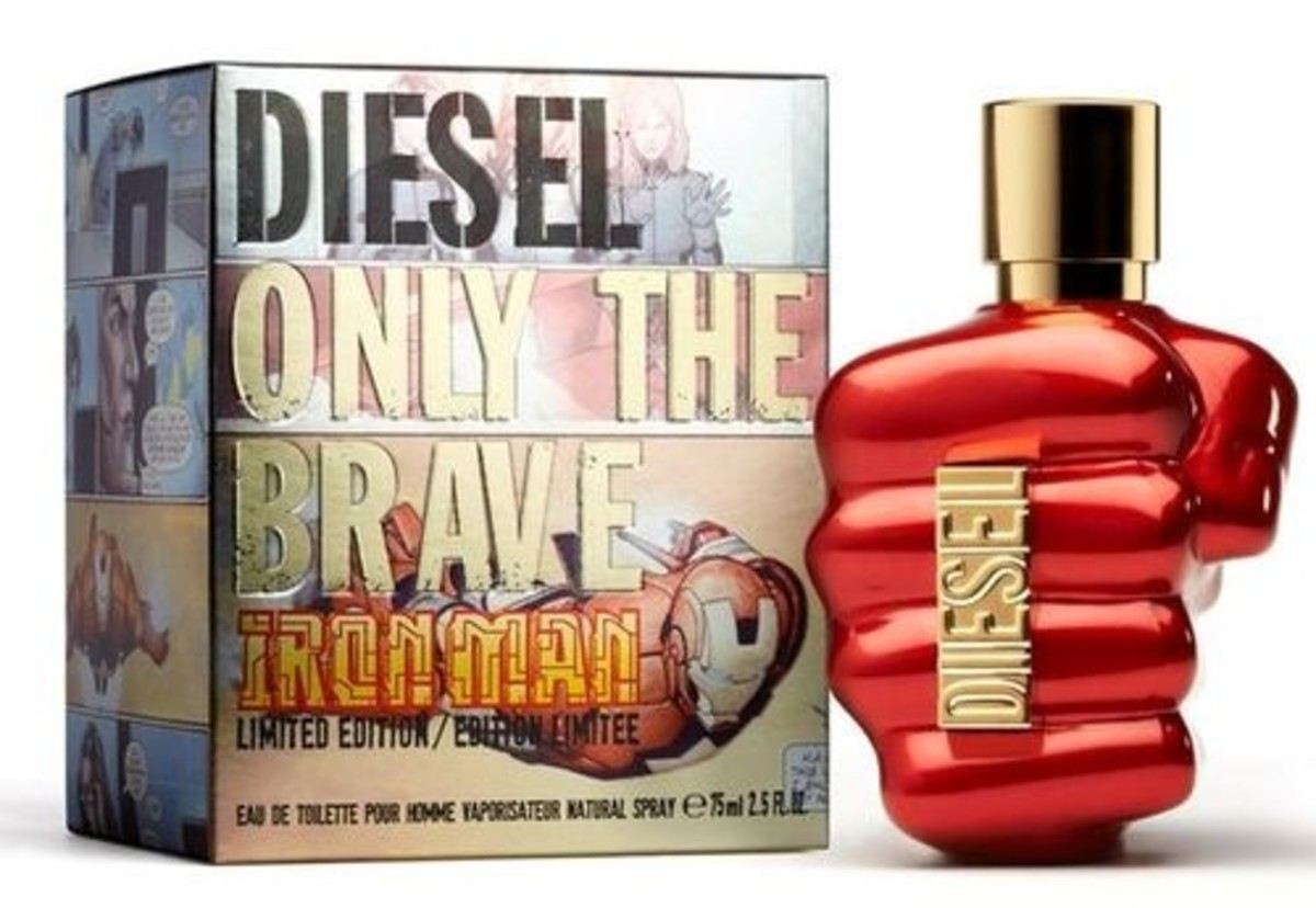 Only The Brave Ironman Limited Edition 4