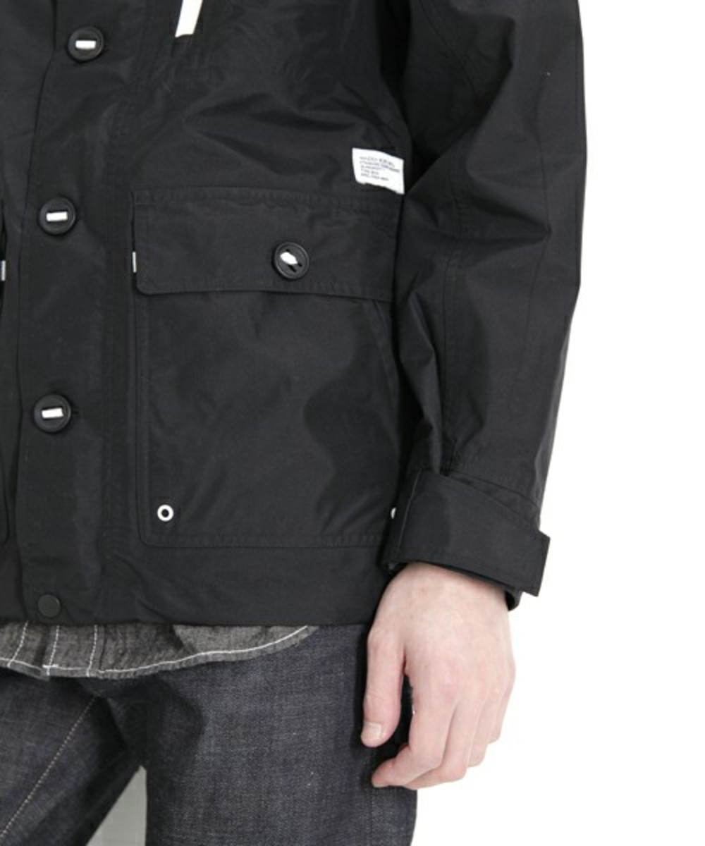 Nylon Field Mountain Parka 5