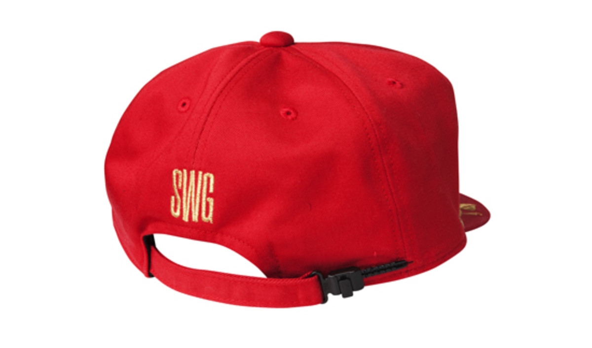 Marine BB Cap Red 2
