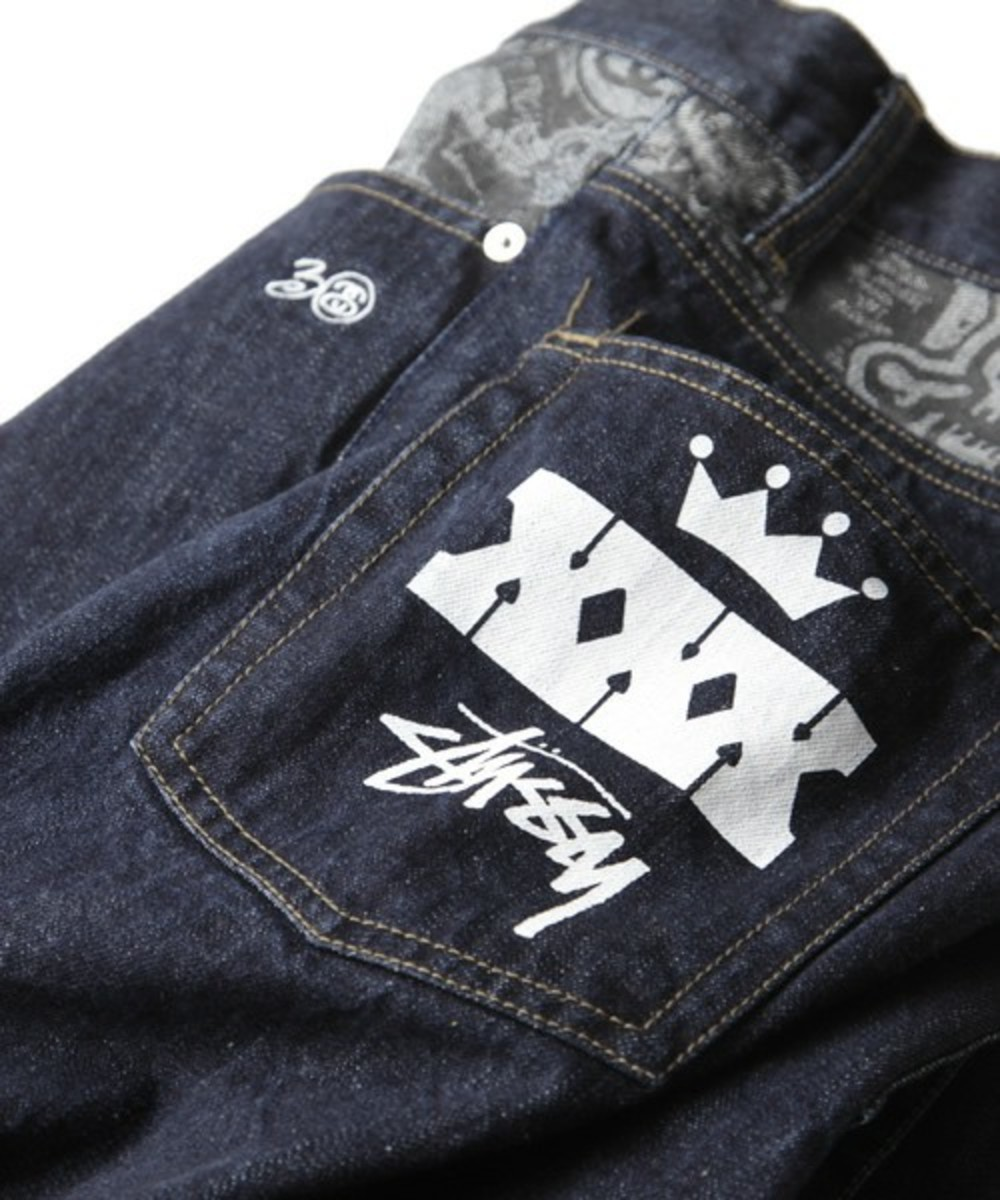 ZOZO 3rd Limited Denim Pants 3