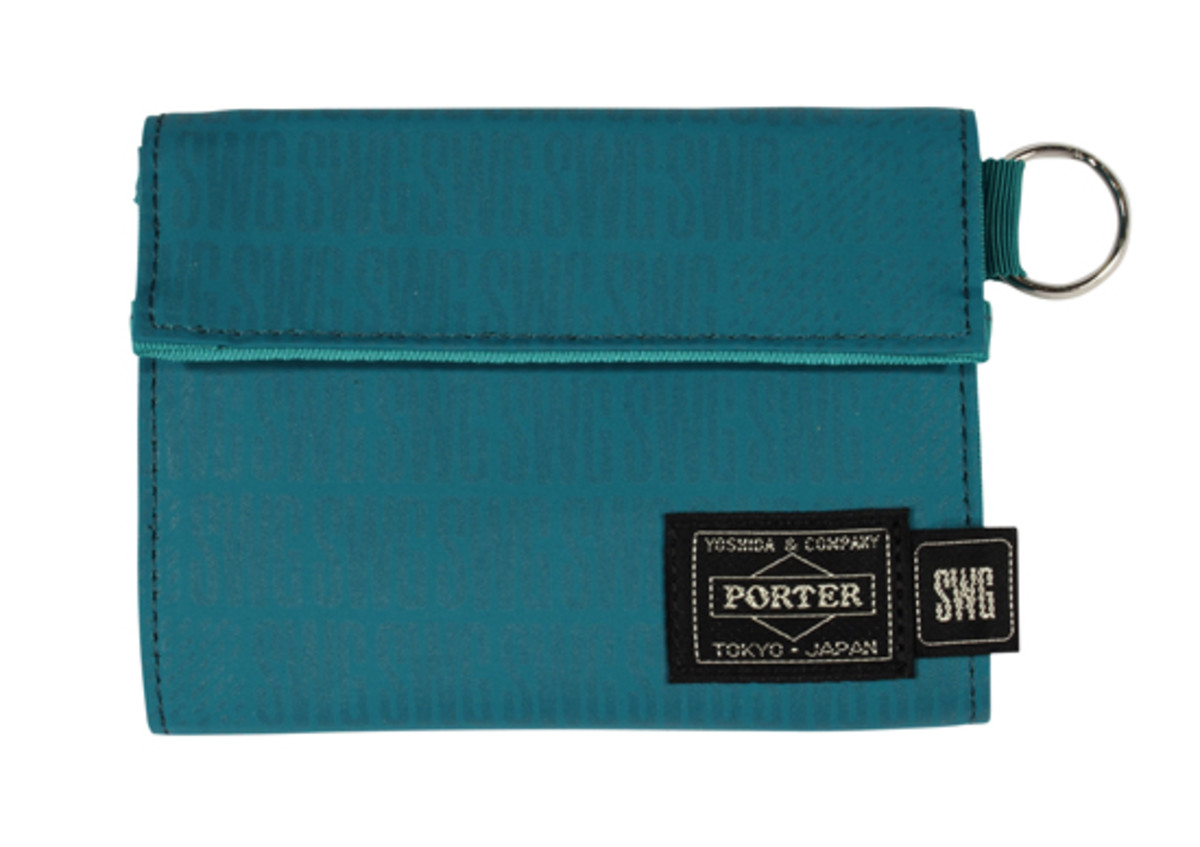 URA-Z Wallet Light Green