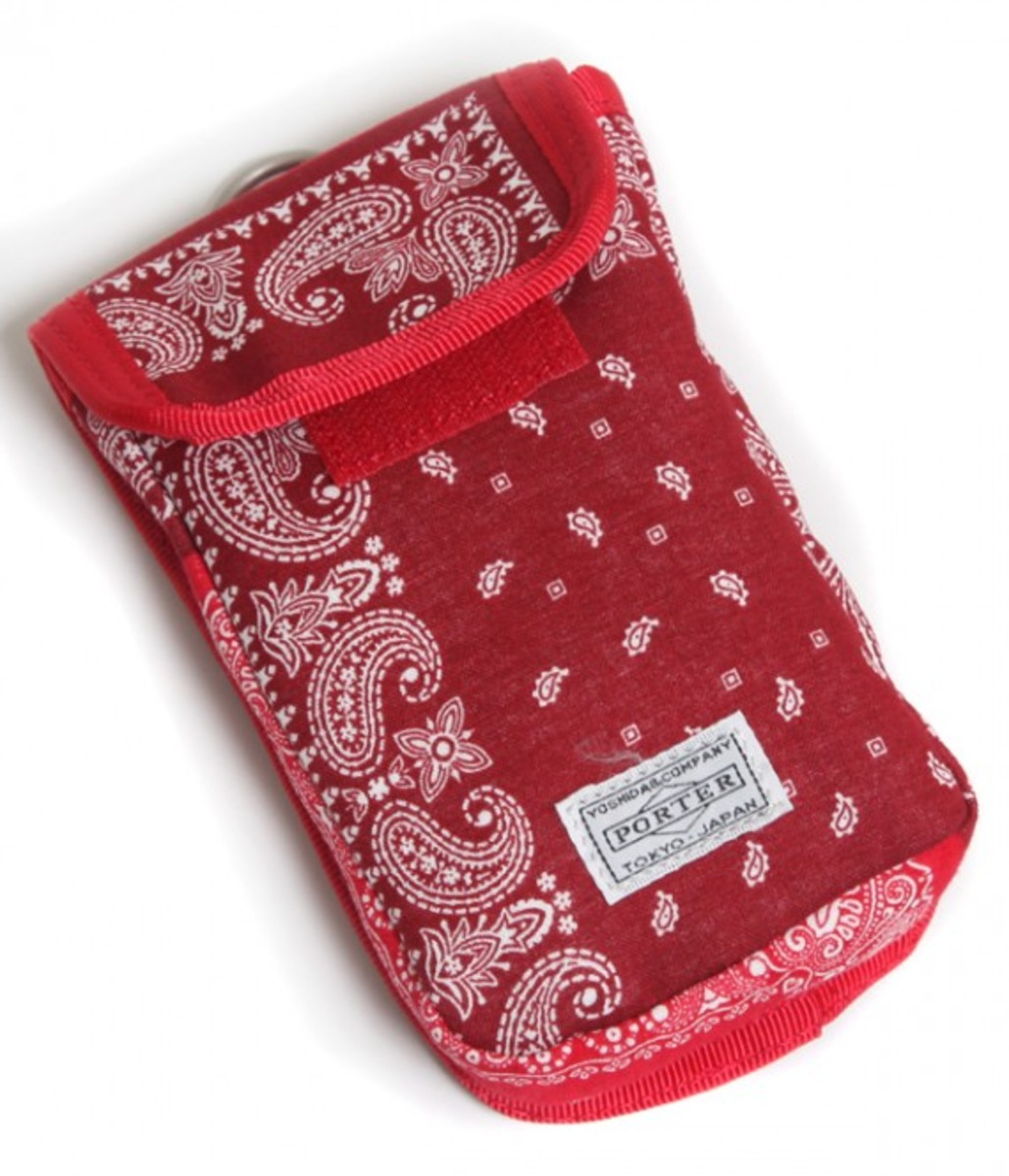 Mobile Case Red