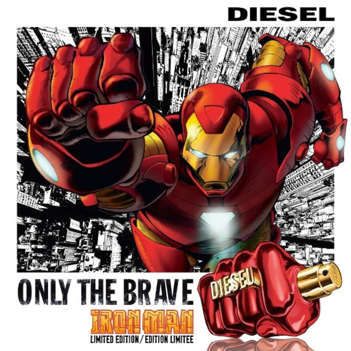 Only The Brave Ironman Limited Edition 2