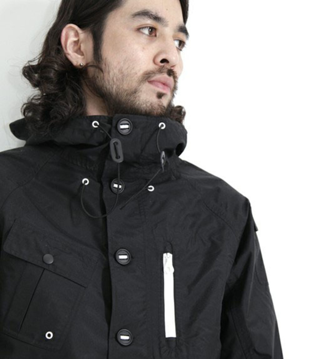 Nylon Field Mountain Parka 4
