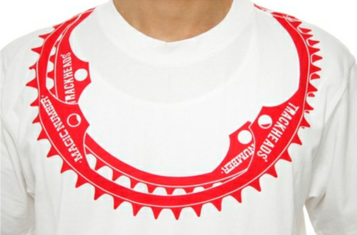 Magic Number x Trackheads - H.L.N.A. Limited Color T-Shirt ...