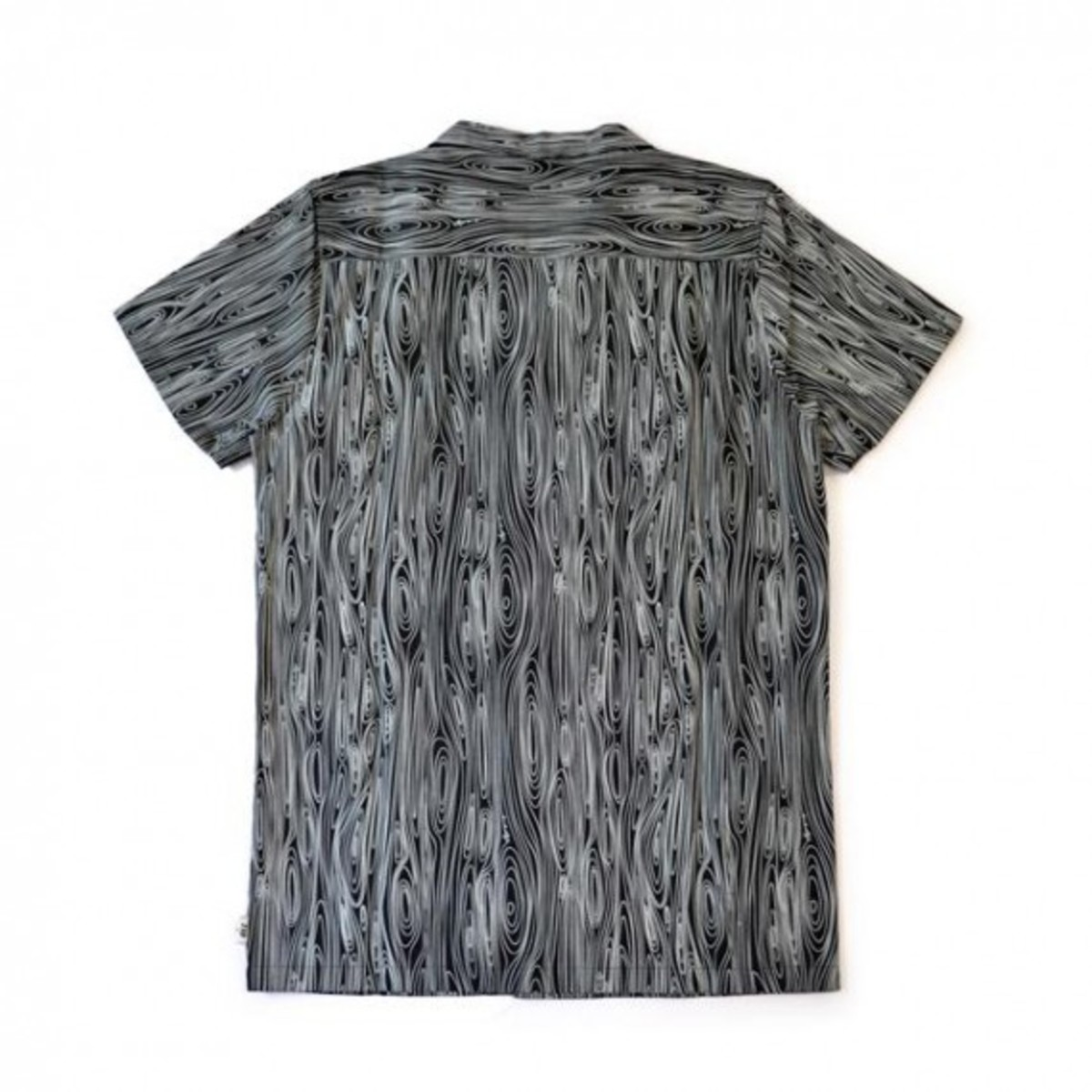 Wood Shirt Black 2