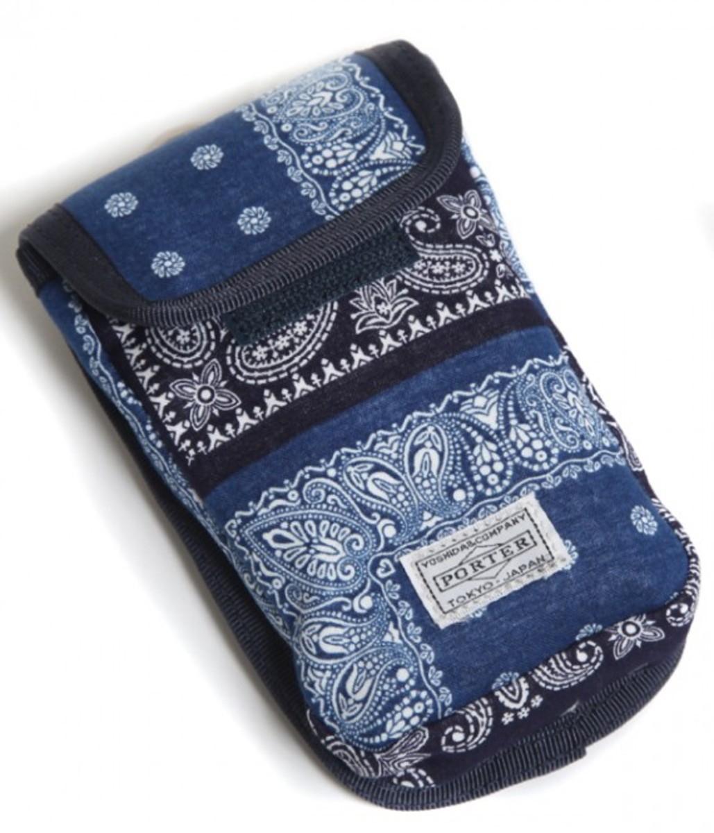 Mobile Case Blue