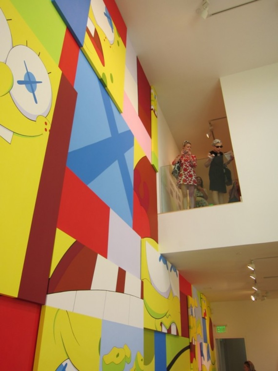 KAWS-Opening-Aldrich-Contemporary-Art-Museum-11