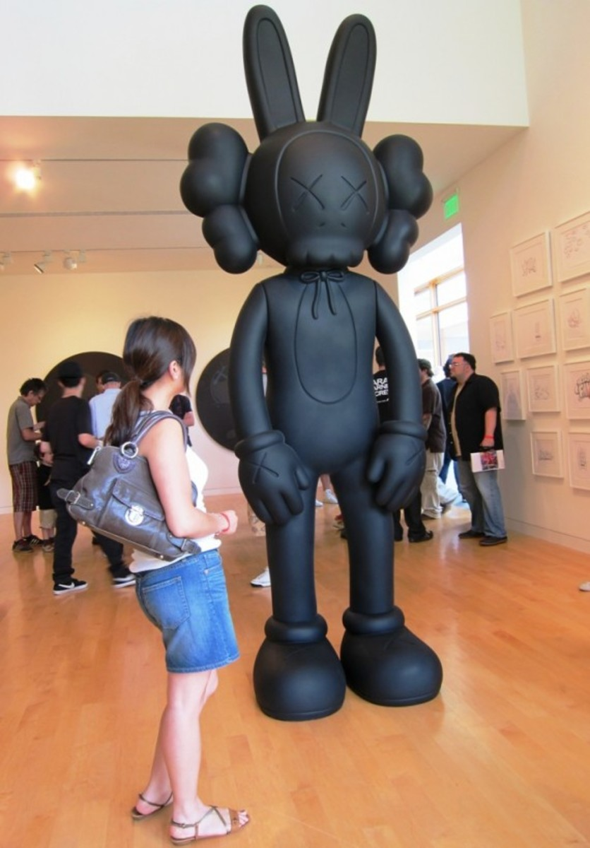 KAWS-Opening-Aldrich-Contemporary-Art-Museum-7