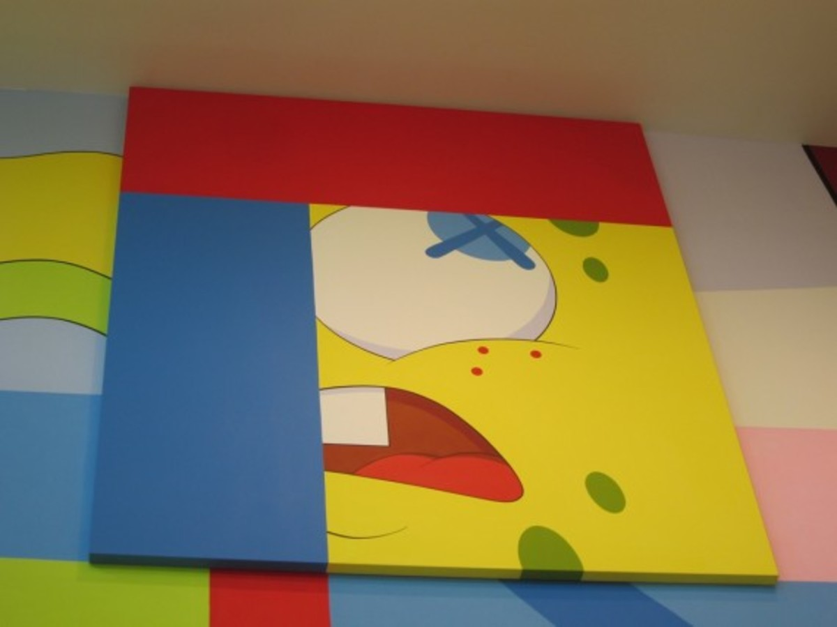 KAWS-Opening-Aldrich-Contemporary-Art-Museum-14