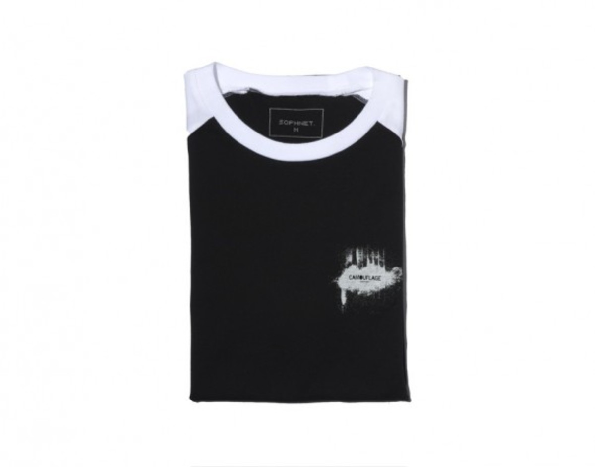 Raglan T-Shirt Black