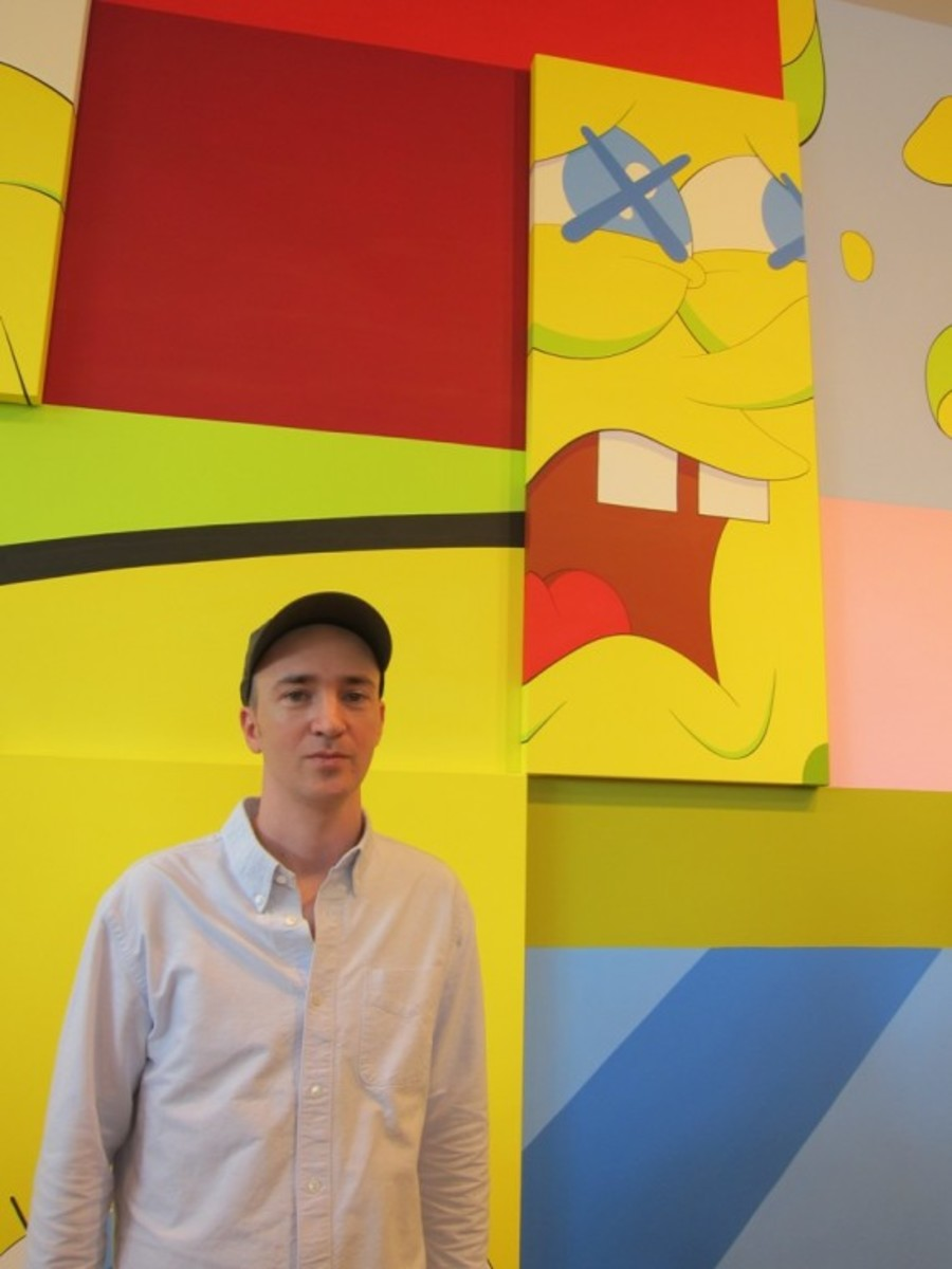 KAWS-Opening-Aldrich-Contemporary-Art-Museum-1