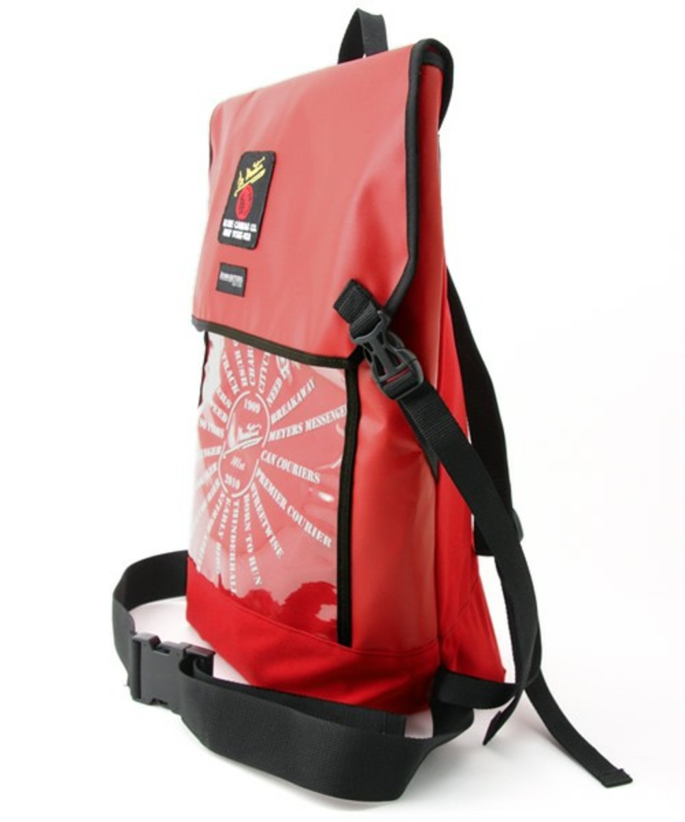 De Martini Backpack Red 2