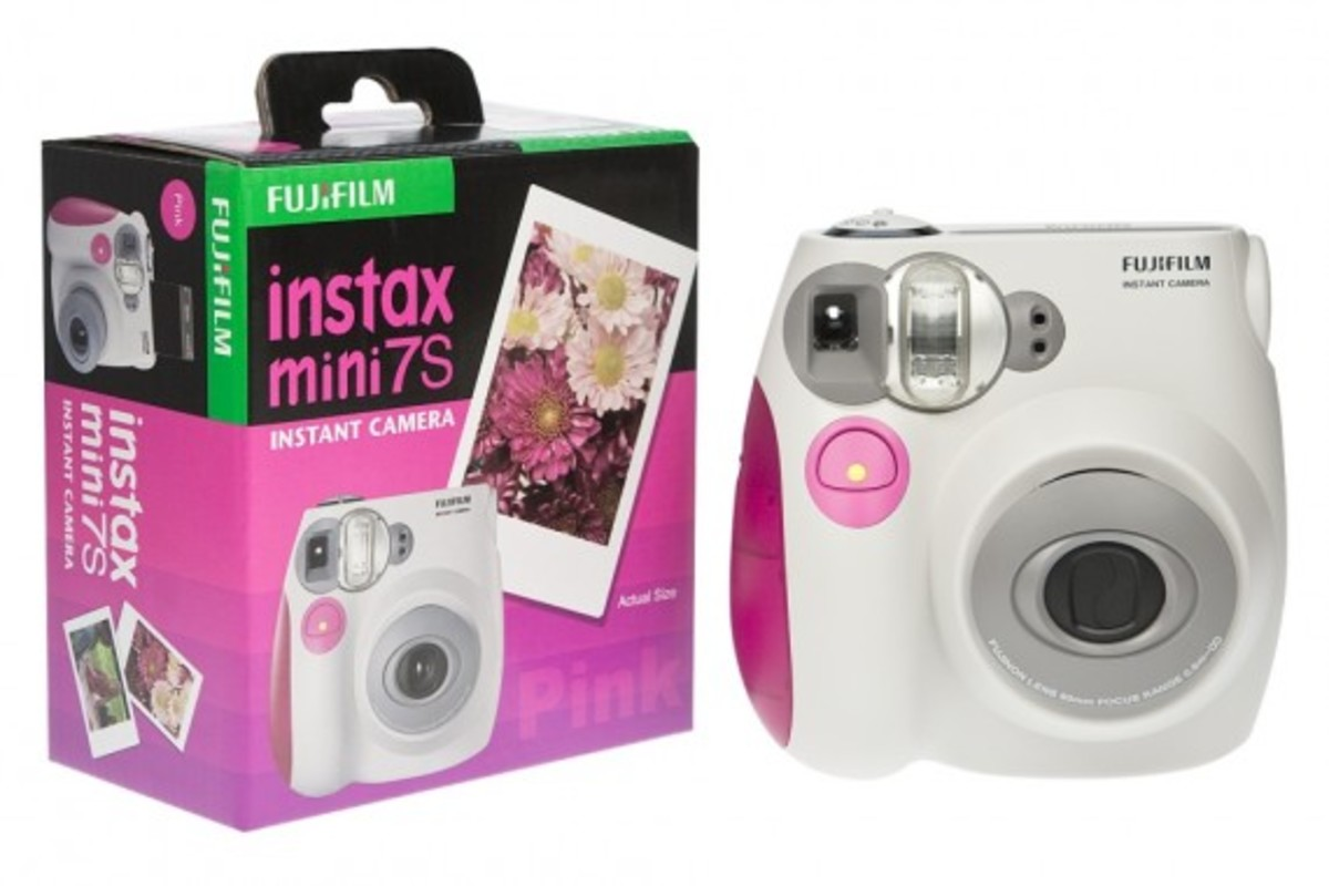 Instax 7S Pink 7
