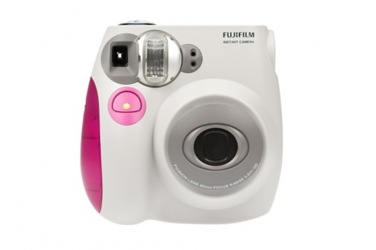 Instax 7S Pink