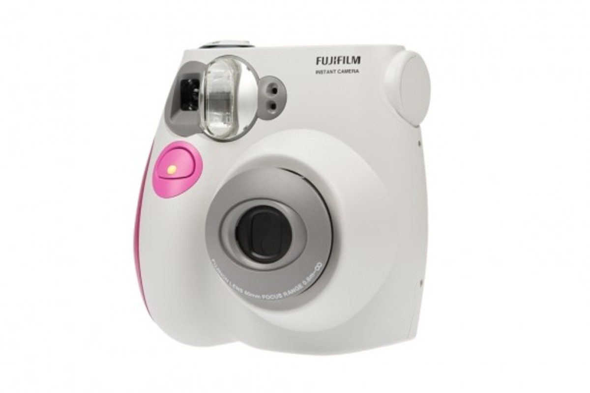 Instax 7S Pink 2