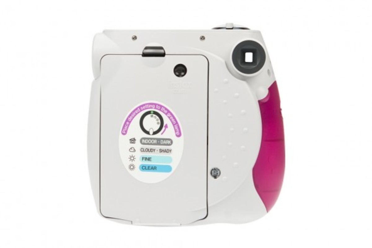 Instax 7S Pink 4