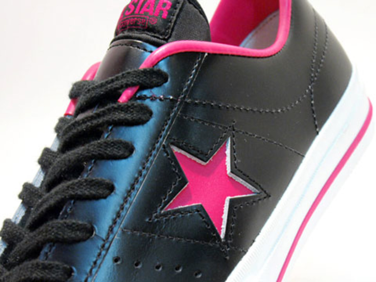 One Star J Made in Japan Black 5