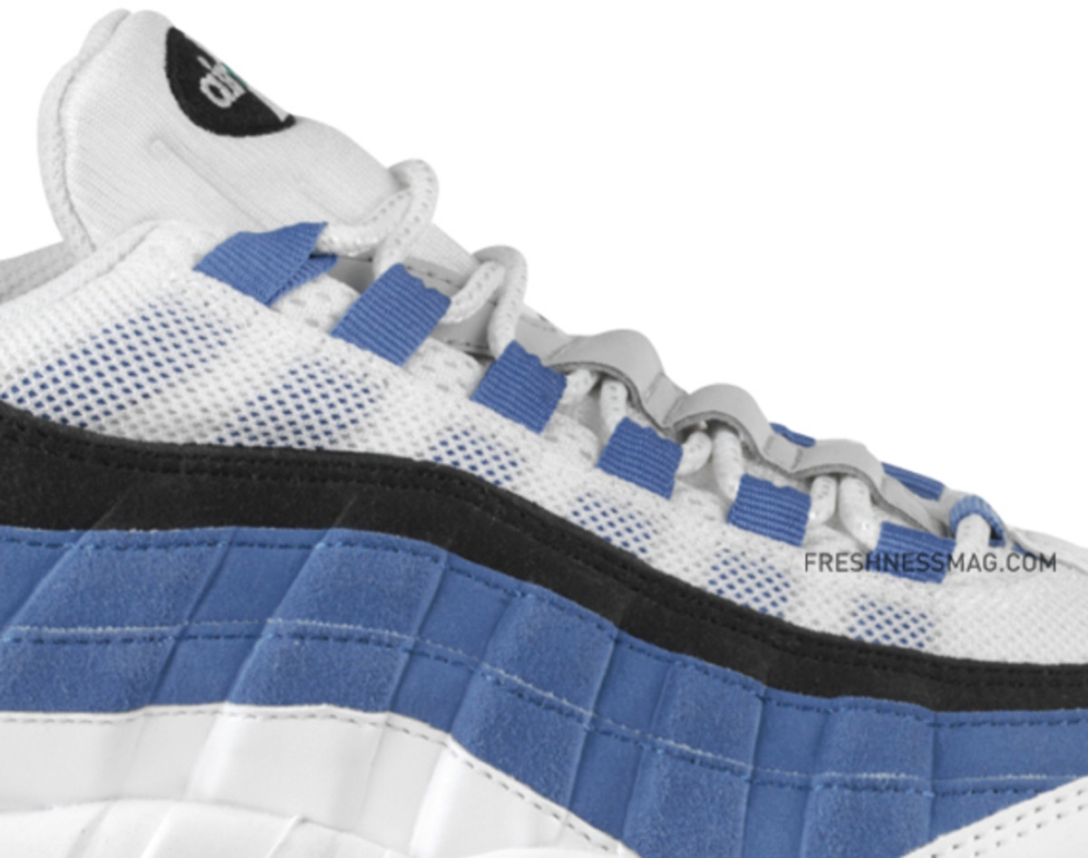 Nike Air Max 95 Original Colorway | Available Now