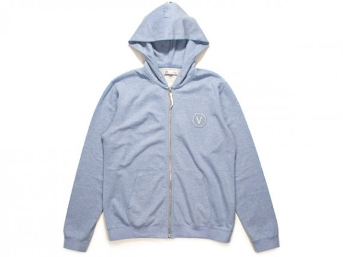 Pauline Zip Hooded Sweatshirt