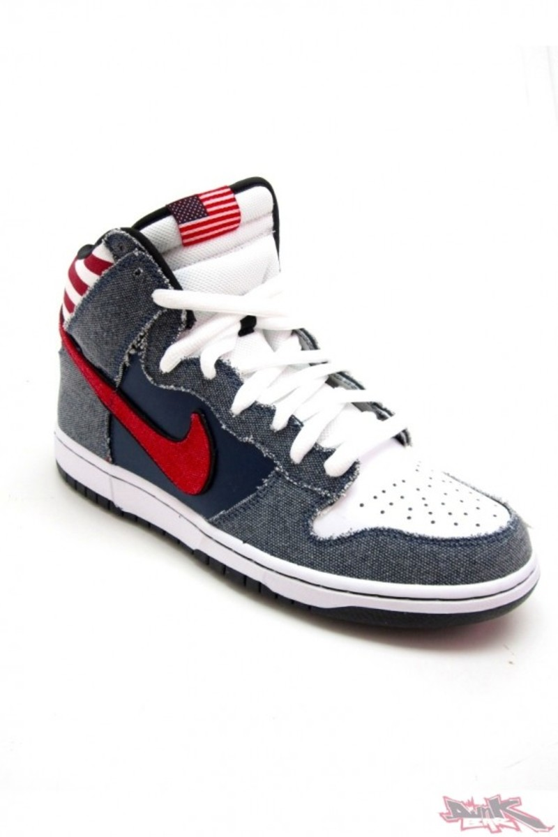 Born in the USA Dunk 2