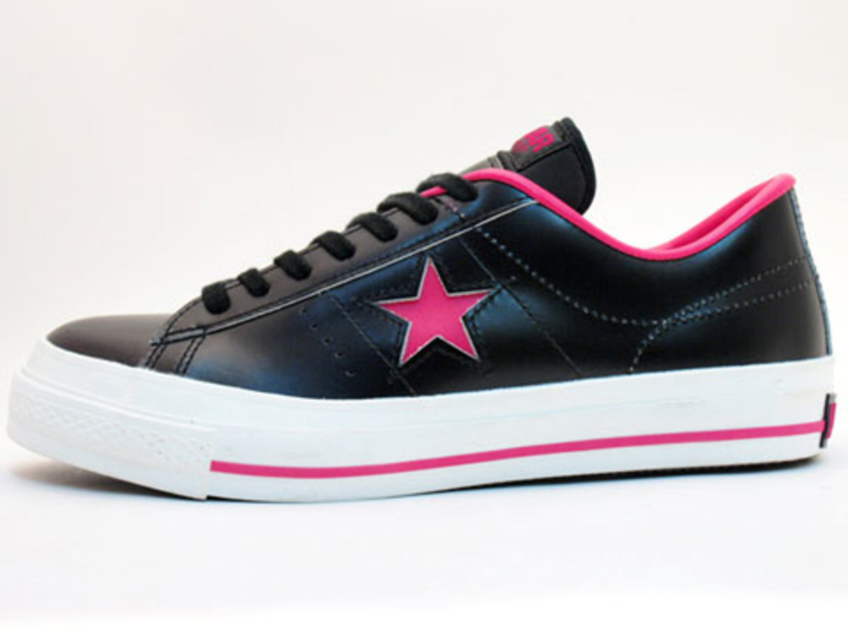 One Star J Made in Japan Black 3