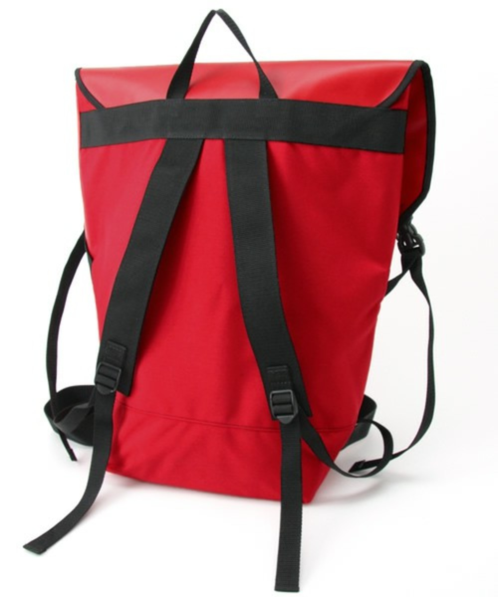 De Martini Backpack Red 3