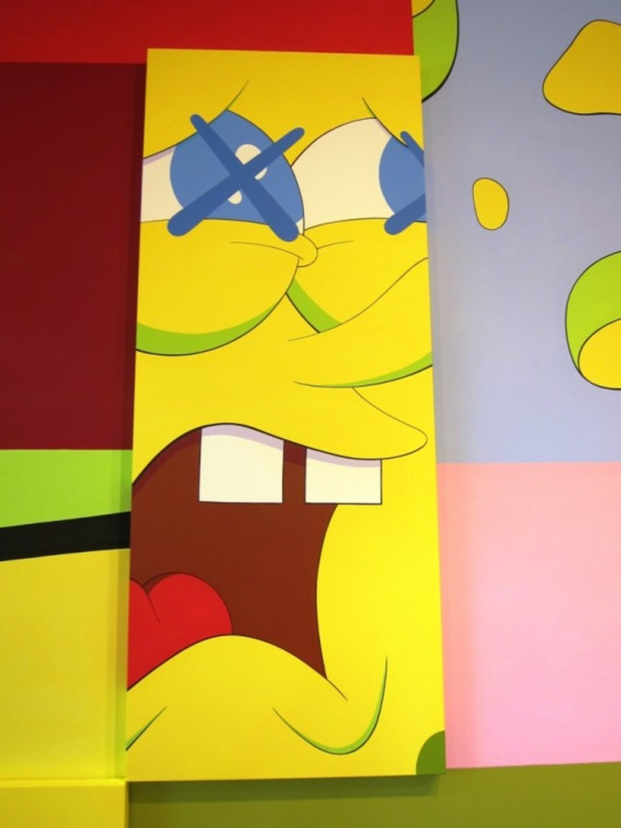 KAWS-Opening-Aldrich-Contemporary-Art-Museum-10