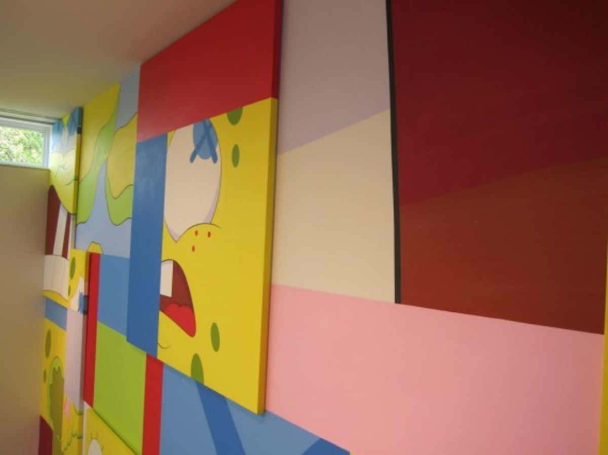 KAWS-Opening-Aldrich-Contemporary-Art-Museum-5