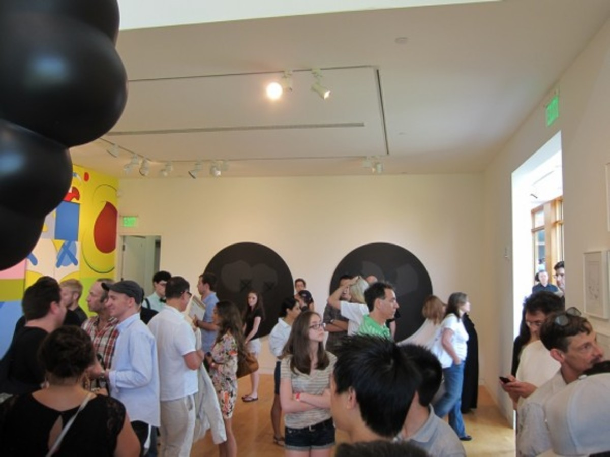 KAWS-Opening-Aldrich-Contemporary-Art-Museum-22