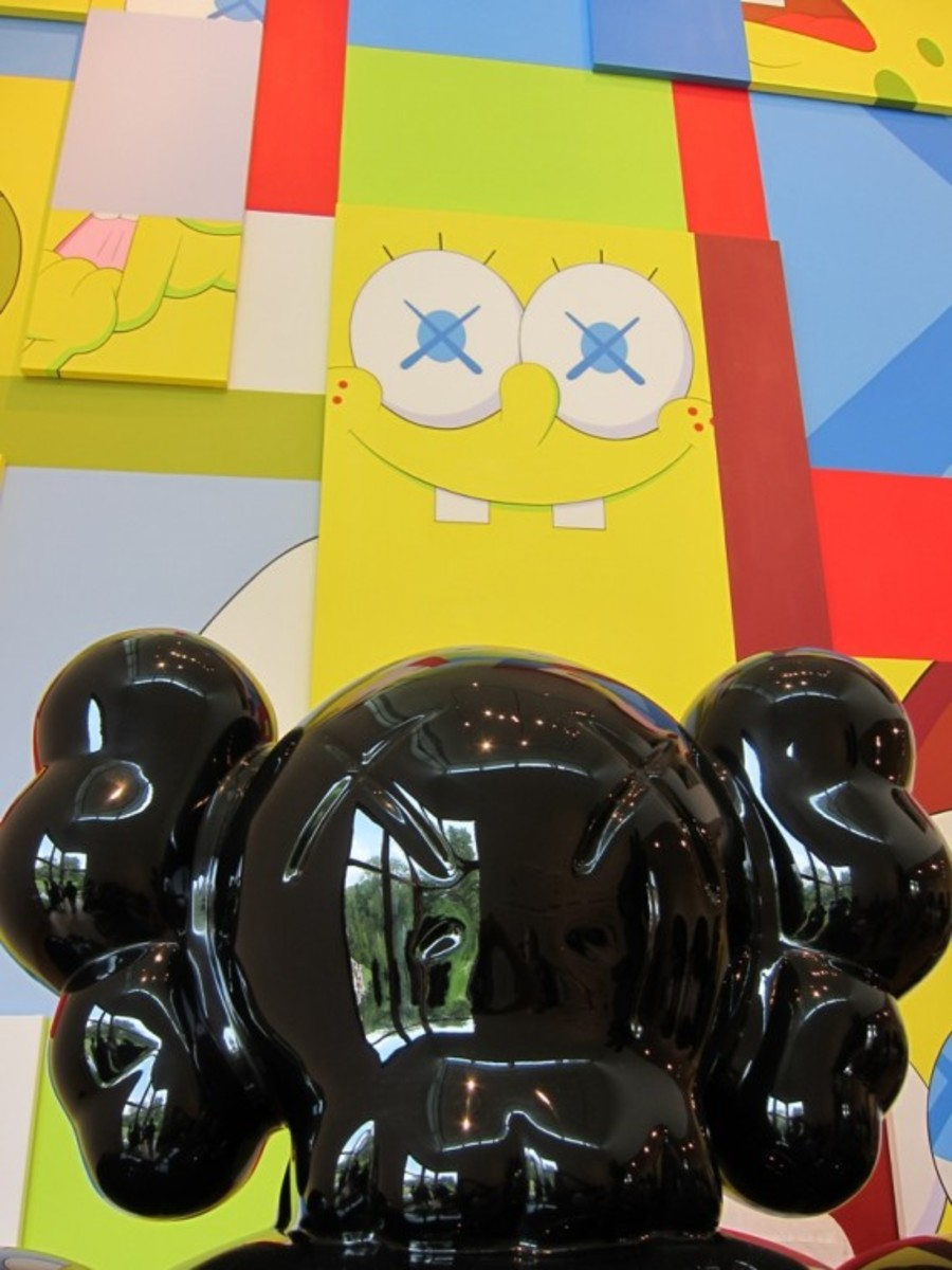 KAWS-Opening-Aldrich-Contemporary-Art-Museum-3