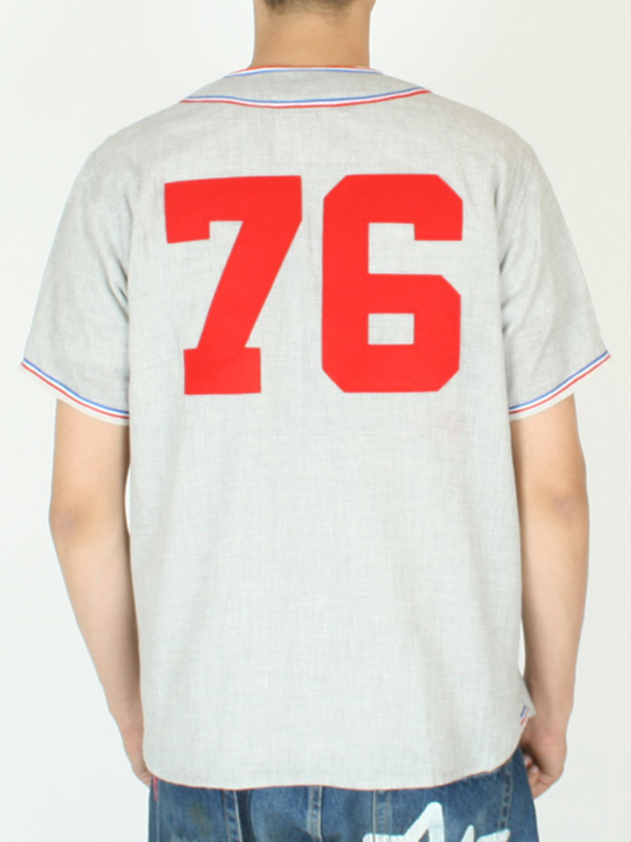 76 BB Shirt Gray 2
