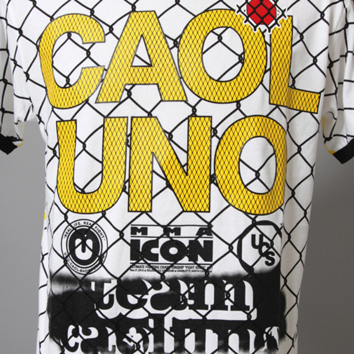 Team Caol Uno Fight Night 21 Replica T-Shirt 3