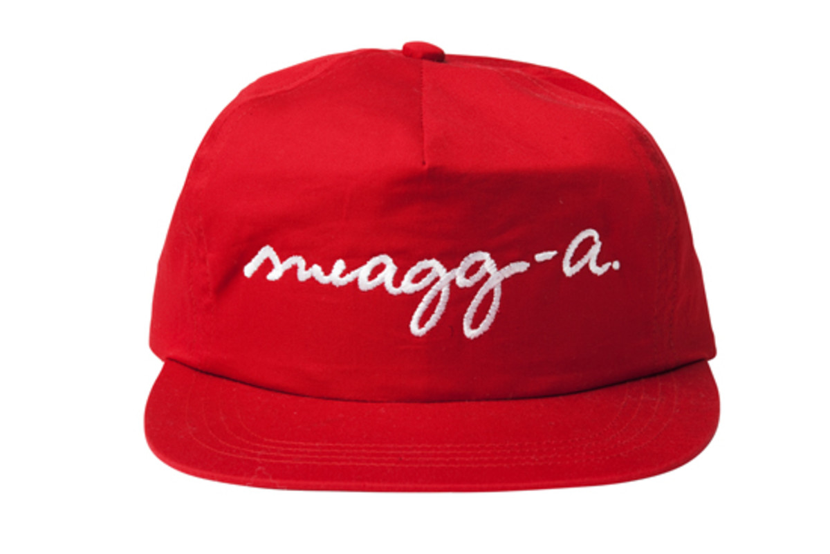 Swagger-a Cap Red
