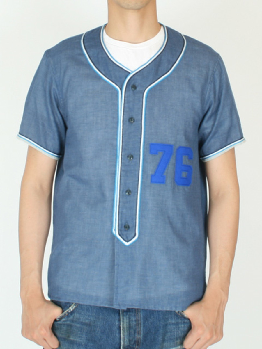 76 BB Shirt Navy