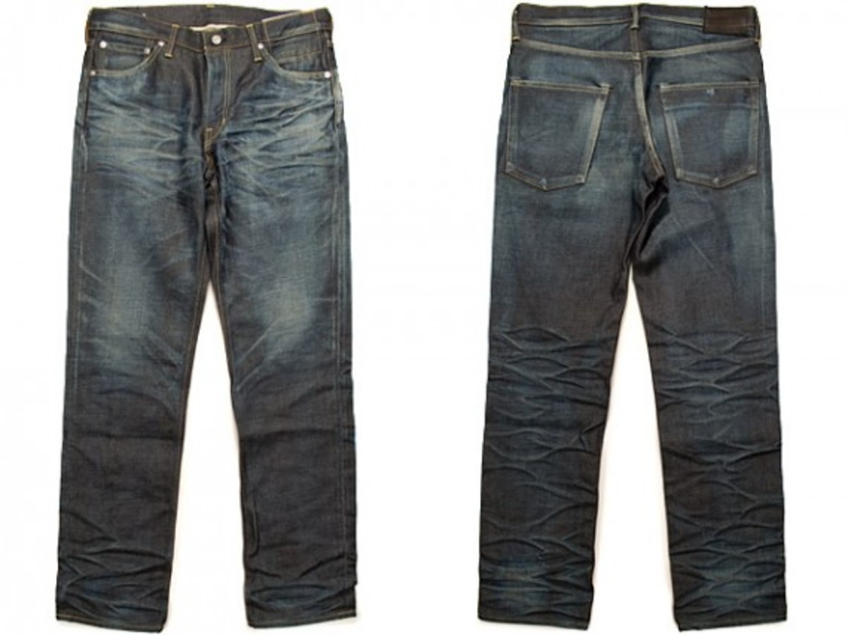 Fluxus 03 Non Washed Jeans