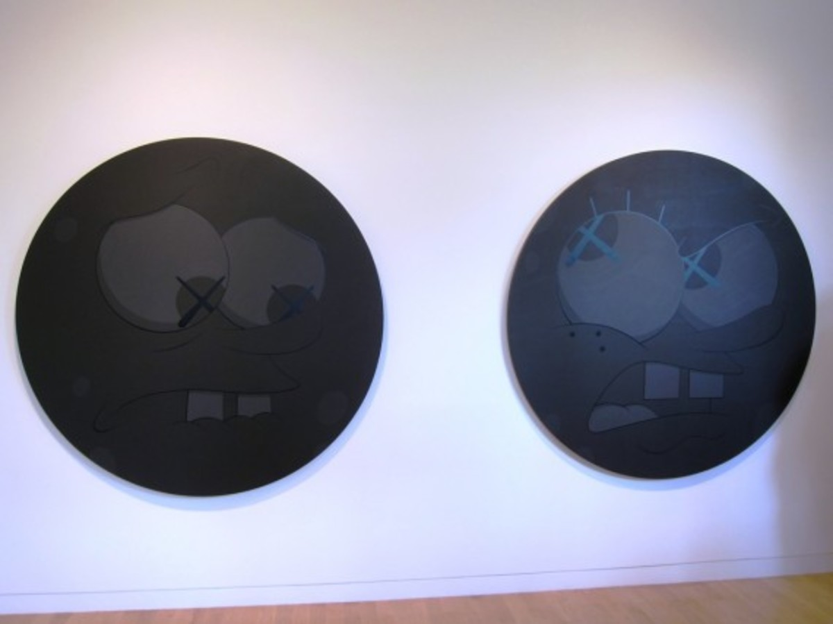 KAWS-Opening-Aldrich-Contemporary-Art-Museum-16