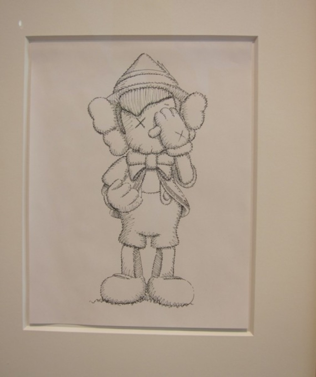 KAWS-Opening-Aldrich-Contemporary-Art-Museum-17