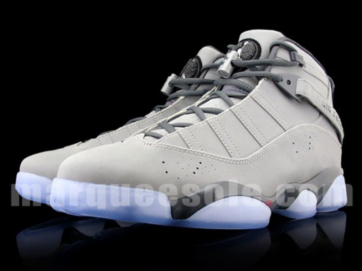 new product 97f0f 1ffb6 Air Jordan 6 Ring - 3M Reflective | Detailed Look ...