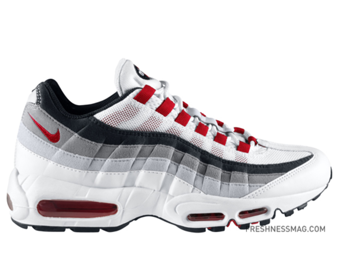 nike air max 95 original colorway available now. Black Bedroom Furniture Sets. Home Design Ideas