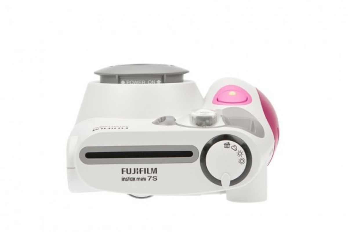 Instax 7S Pink 5