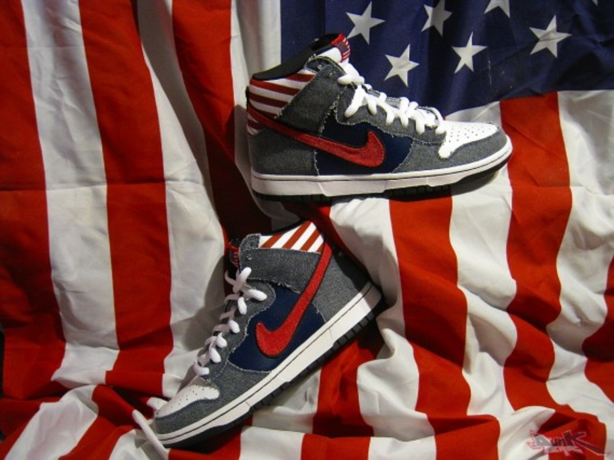 Born in the USA DUnk