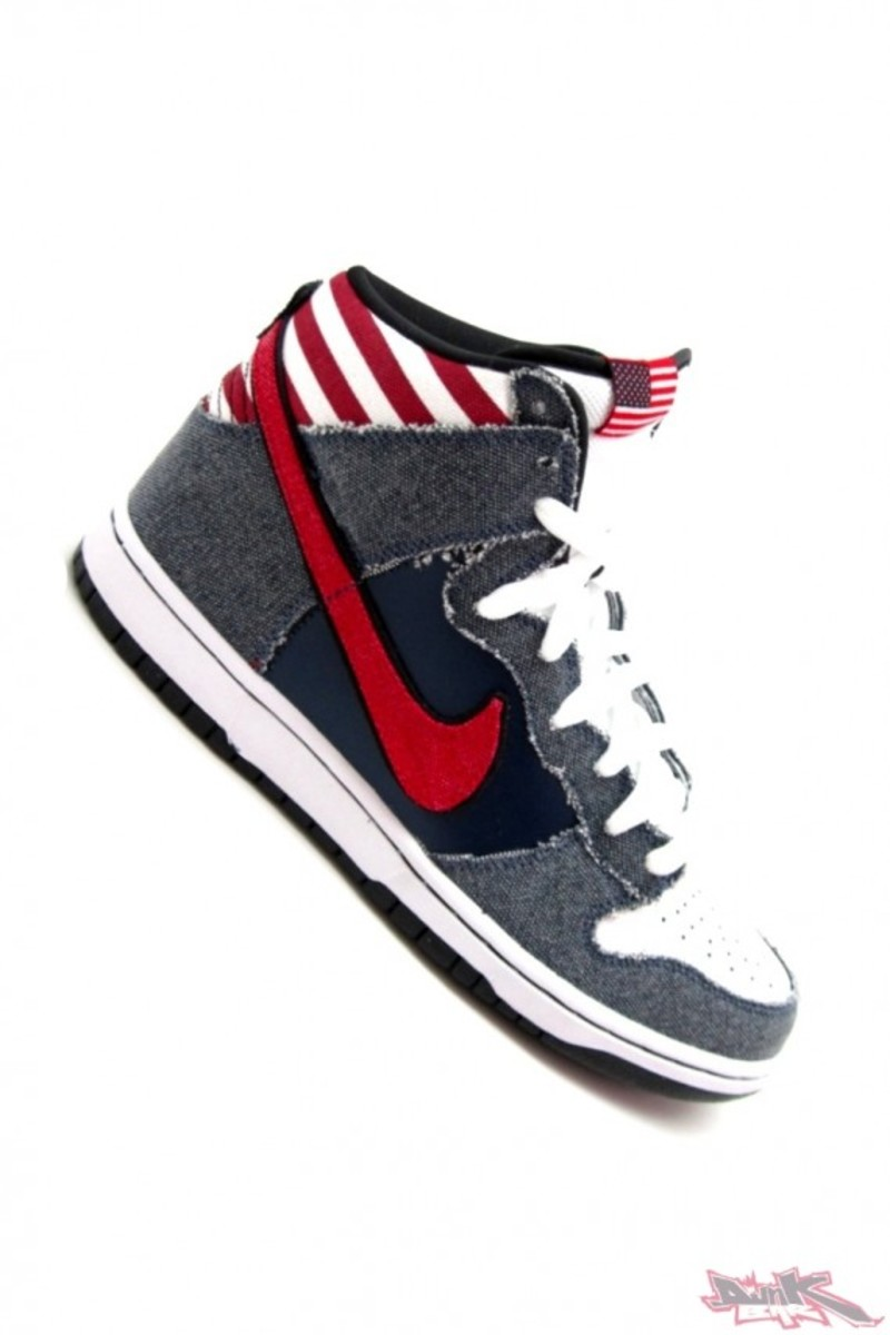 Born in the USA Dunk 3