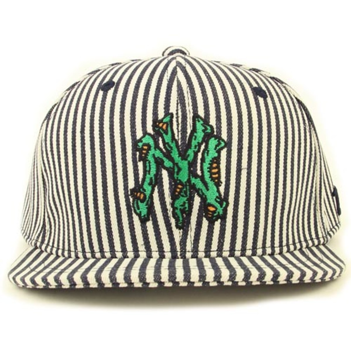 NYC Cap Stripe 3
