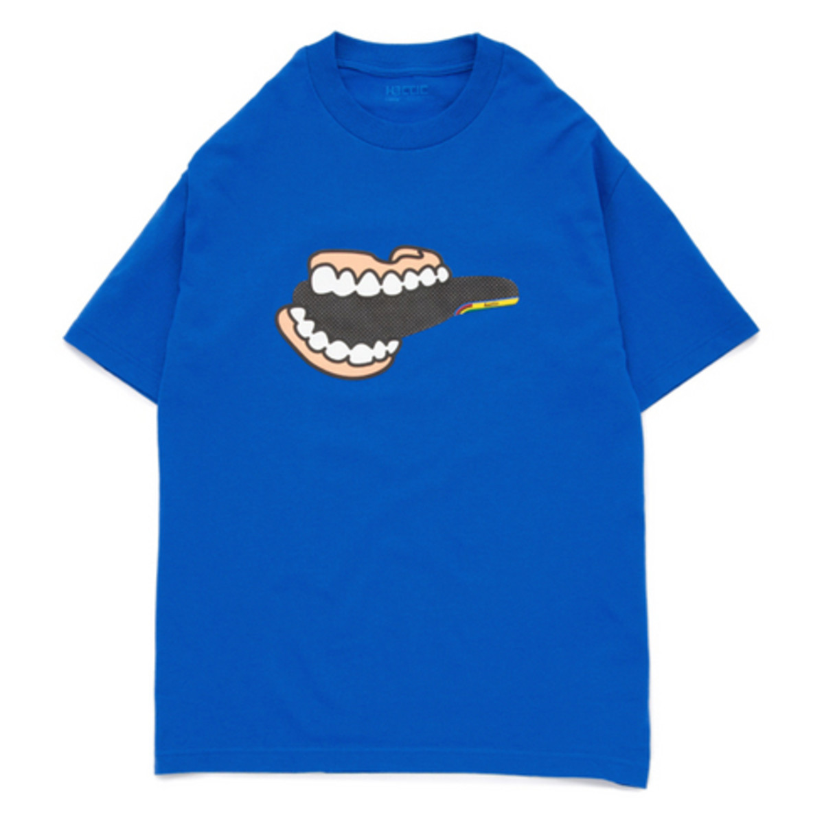 Rolling Suddles T-Shirt Blue
