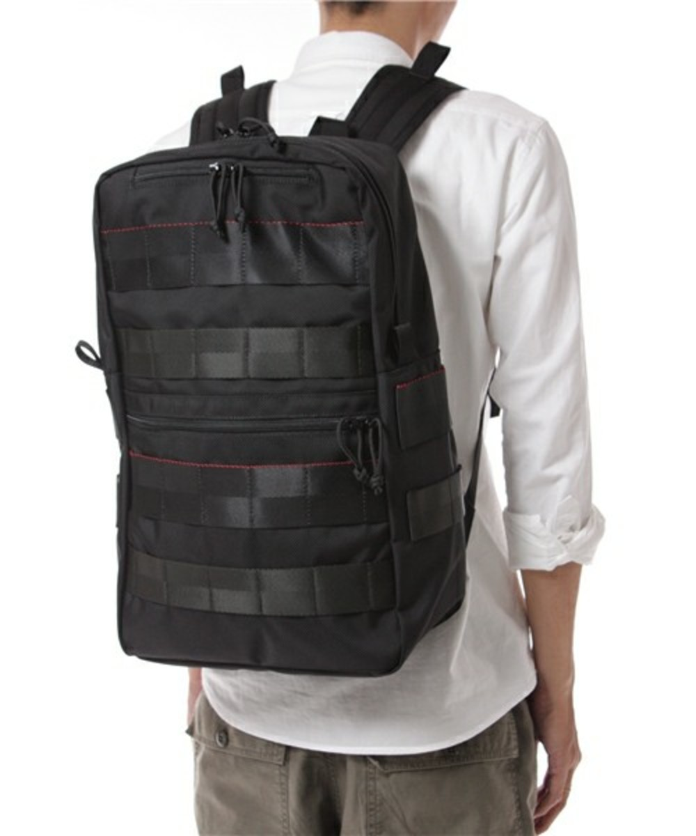 Patrol Pack Black 8